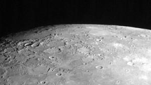 Jede Menge Eis auf dem Merkur