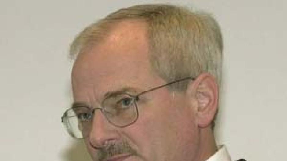 Besorgt: RKI-Präsident Reinhard Kurth