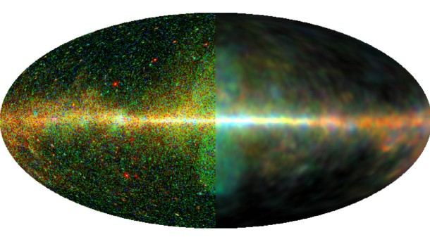 Rätselhafte Blasen der Milchstraße