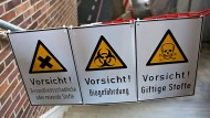Die Expertise fürs Gift  geht verloren