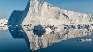 Der Titanic-Eispanzer macht 46 Meter am Tag