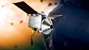 Kontakt mit dem Killer-Asteroiden