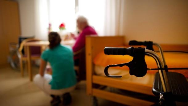 Wenn nach der OP das Pflegeheim droht
