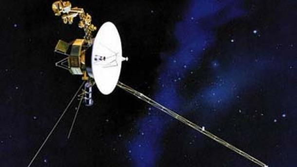 Raumsonde Voyager 1 immer noch intakt