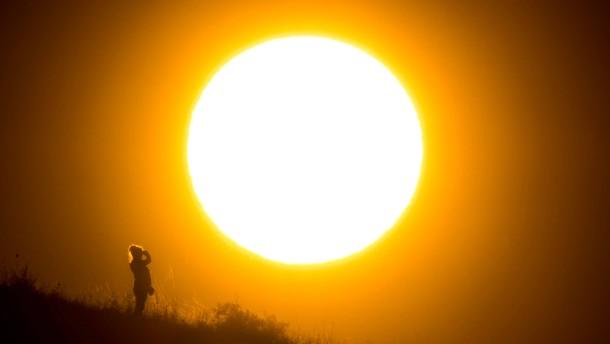 Bleibt das Wetter die nächsten vier Jahre so warm?