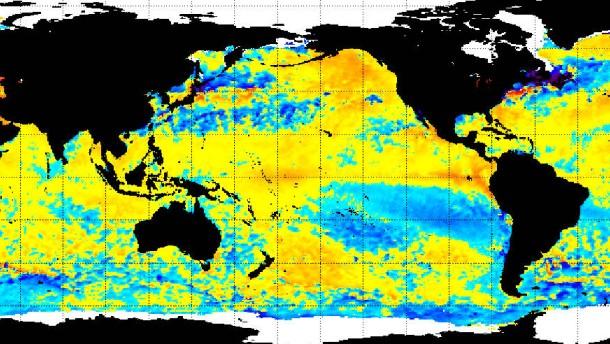 """""""El Nino"""" ist im Anflug"""
