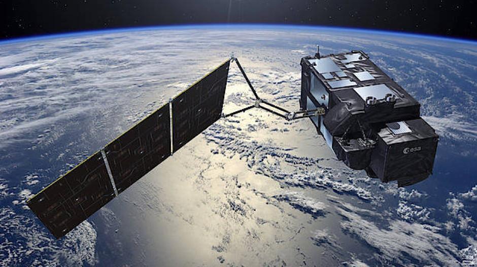 Landmassen und Ozeane fest im Blick: Wächtersatellit Sentinel-3B