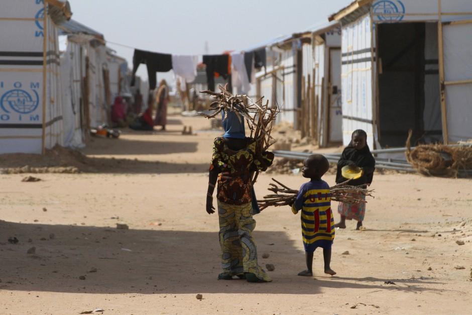 """Das Vorhaben, extreme Armut bis zum Jahr 2030 weltweit zu beseitigen, steht an erster Stelle der """"Sustainable Development Goals""""."""