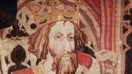 Keltisch oder nicht? Auf diesem niederländischen Wandbehang trägt Artus wenigstens einen Bart.