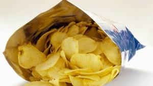 Achtung, die Chipstüte hört zu!