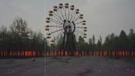Spektrogrammvideo, das den Klang eines Kuckucks zeigt