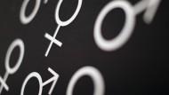 Symbole für das männliche und weibliche Geschlecht: Sind sich beide doch unterschiedlicher als gedacht?