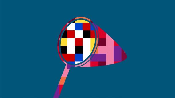 Mondrian zum Spielen