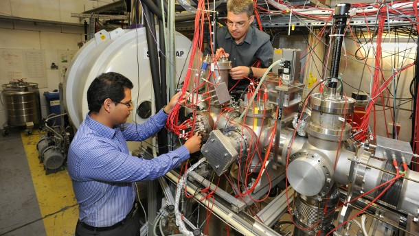 Shiptrap-Experiment GSI: Natur und Wissenschaft, Physik und Chemie