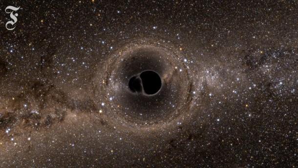 Wer hat Angst vorm Schwarzen Loch?