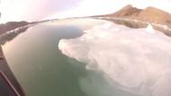 Unterwassergeräusche in der Arktis