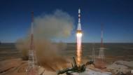 Russischer Raumfrachter bringt Nachschub zur ISS