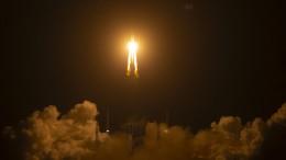 Chinas Sonde auf dem Mond gelandet