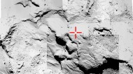 Philae kämpft um jedes Watt