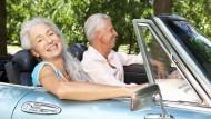 Die Freude am Autofahren bleibt ein Leben lang.