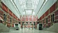 Rijksmuseum Amsterdam – Eingangsbereich.