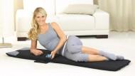 Massagematten kann man überall flexibel einsetzen und bieten die richtige Entspannung.