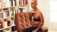EKG-Übertragung mit dem mobilen EKG-Gerät Cardio'B.