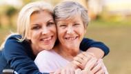Kostenlose Hilfsmittel erleichtern die häusliche Pflege.