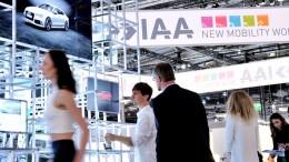 IAA New Mobility World