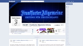 FAZ.NET bei Facebook