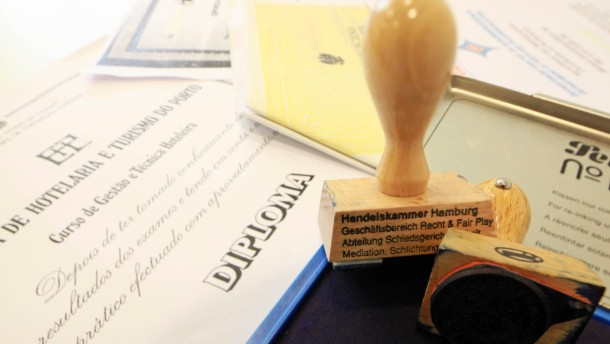 Fachkräftebedarf und Migration - Schulabschlüsse