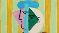 """Pablo Picassos """"Portrait de femme"""", geschätzt auf 4 bis 6 Millionen Pfund"""