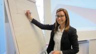 Suzan Erbil hat das Auswahlverfahren bei der Unternehmensberatung Oliver Wyman erfolgreich absolviert.