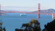 Arbeiten, wo andere Urlaub machen: Heiko Antczak hat einen Teil seines Rechtsreferendariats in San Francisco absolviert.