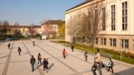 Wie studiert es sich an der Universität Erfurt?