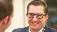 Marcus K. Reif ist Head of Recruiting & Employer Branding für Deutschland, Österreich und die Schweiz bei EY.