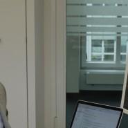 Josef Viehhauser, 27, arbeit seit einem Jahr als Data-Scientist.