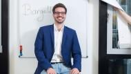 Online kaufen, bar bezahlen: Florian Swoboda hat mit Barzahlen.de ein Fintech-Unternehmen gegründet.