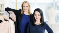 Tanja Bogumil und Linh Nguyen sind Gründerinnen der Personal-Shopping-Plattform Kisura.