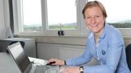 Karriere als Ingenieur bei Liebherr-Aerospace: Ingrid Kirchmann.
