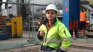 Daniel Sahiti, 28, Projektleiter, Ferchau Engineering GmbH