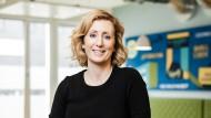 Immer auf der Suche nach kreativen und innovativen Lösungen: Die 36-jährige Katharina Flesch arbeitet als Juristin bei Amazon in München.