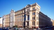 Das Max-Planck-Institut für Mathematik in den Naturwissenschaften (MPI-MiS) in Leipzig: Hier arbeiten Mathematiker daran, ihre Fachkenntnisse in anderen wissenschaftlichen Disziplinen anzuwenden.