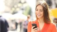 Mobile Bewerbung: Immer öfter erfolgt die Bewerbung auch übers Smartphone.