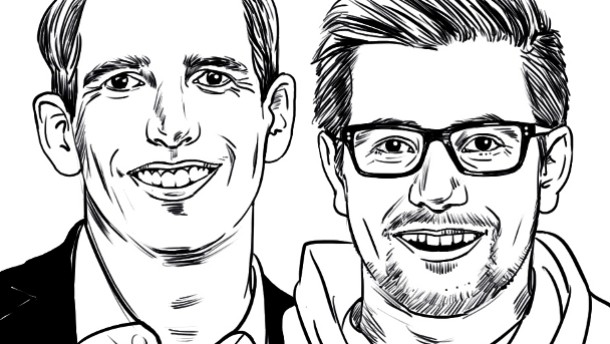 Auf einer Wellenlänge: das Start-up und der Versicherungskonzern