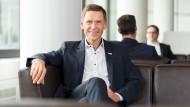 Als Geschäftsführer treibt Christoph Kübel den Wandel bei Bosch voran.