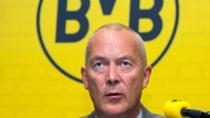 Wichtiger Mann bei Borussia Dortmund: Finanzchef Thomas Treß