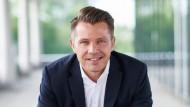 Früher Fußballer, heute CEO: Der studierte Betriebswirt Lutz Lehmann leitet heute das Konsumgüterunternehmen Hermes Hansecontrol.