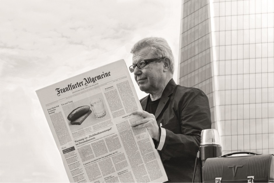 Libeskind Making of