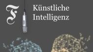 """Der neue Podcast """"Künstliche Intelligenz"""" im Audio-Portfolio der F.A.Z."""